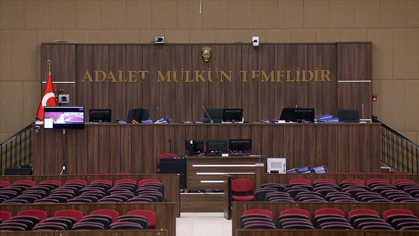 'MEZAT ÇETESİ' suç örgütü elebaşılarına 64'er yıl hapis cezası