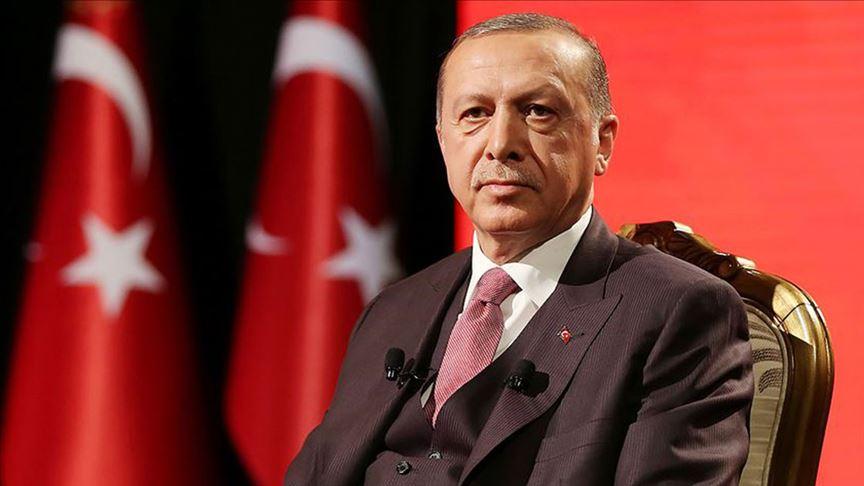 'Cumhurbaşkanı Erdoğan'dan Kaşıkçı makalesi'