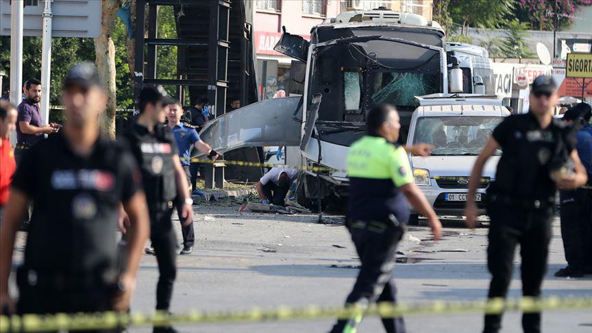 Teröristler bombayı bisiklete yerleştirmiş!
