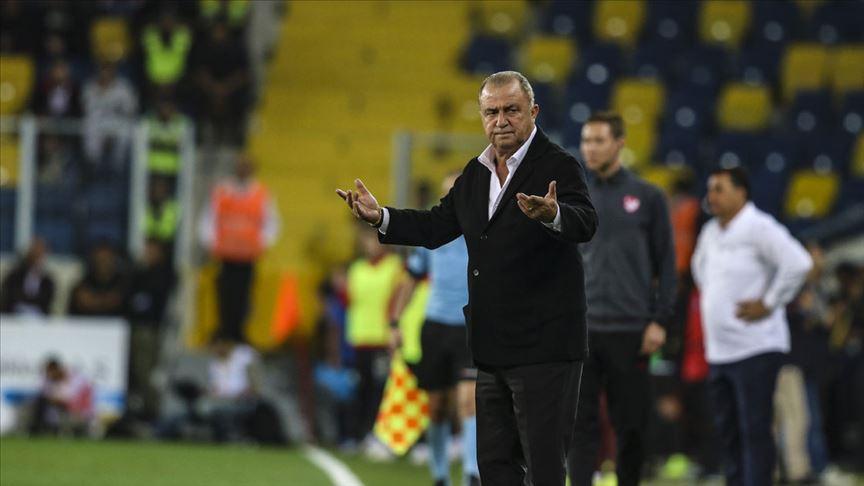 'Bugün kaybetseydik de istediğimiz Galatasaray gibi oynasaydık'