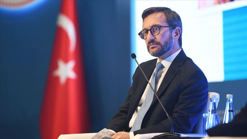 İletişim Başkanı Altun: Türkiye artık bir dakika bile bekleyemez