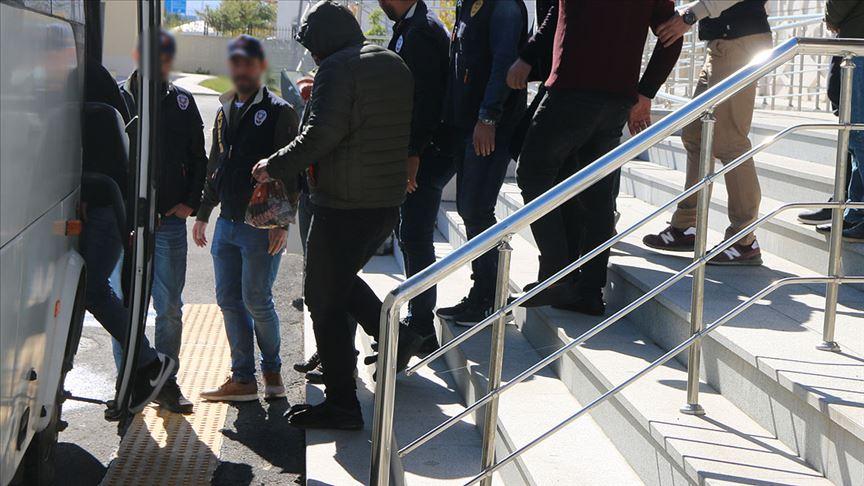 İstanbul merkezli insan kaçakçılığı operasyonları: 19 tutuklama