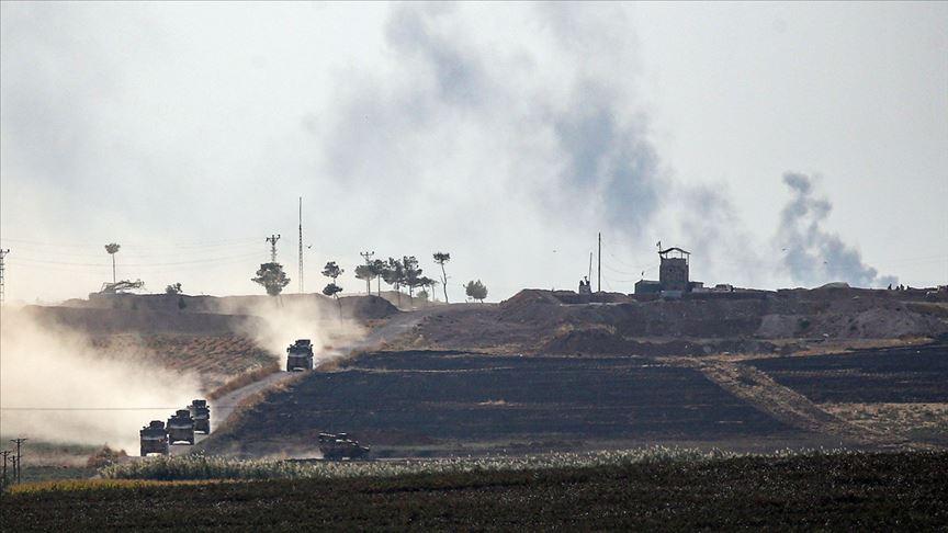 Barış Pınarı Harekatı'nda etkisiz hale getirilen terörist 415'e ulaştı!