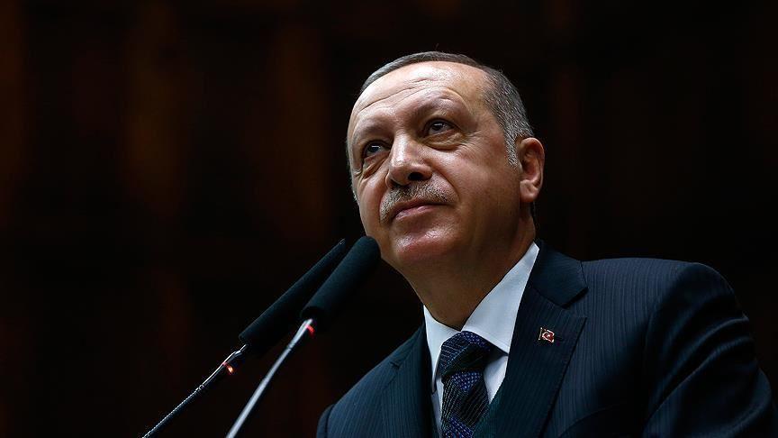 Erdoğan'dan 'Ankara'nın başkent oluşunun 96. yıl dönümü' mesajı