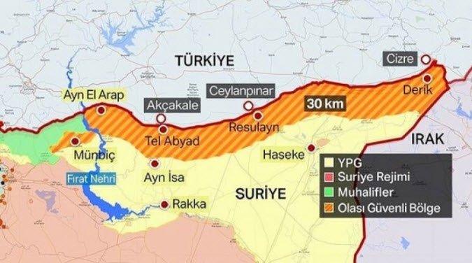 'Türkiye Barış Pınarı Harekatı'nı neden başlattı?'