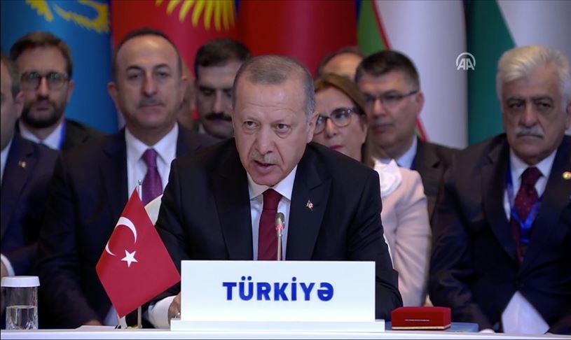 Cumhurbaşkanı Erdoğan: Hedeflerimize ulaşıncaya kadar mücadelemizi sürdüreceğiz