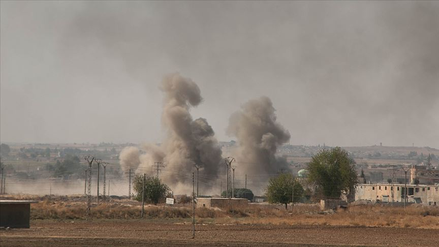Barış Pınarı Harekatı'nda bugüne kadar 637 terörist etkisiz hale getirildi