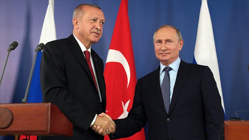 Cumhurbaşkanı Erdoğan Rusya'ya gidecek!