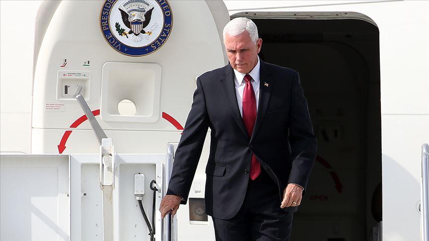 ABD Başkan Yardımcısı Pence Türkiye'de..