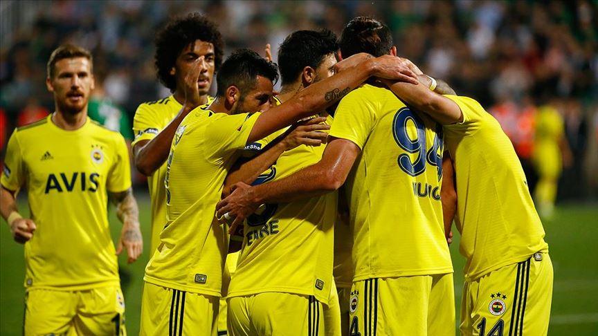 Denizli'de kazanan 'Fenerbahçe'