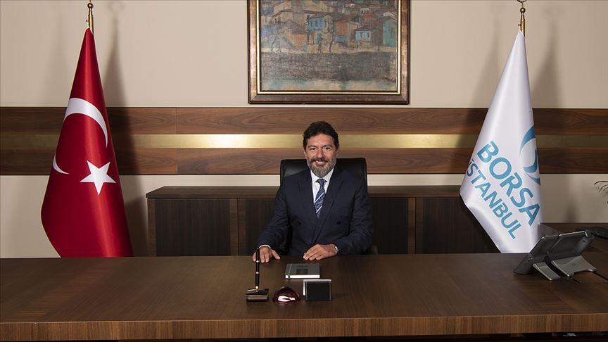 Hakan Atilla Borsa İstanbul Genel Müdürlüğü'ne getirildi