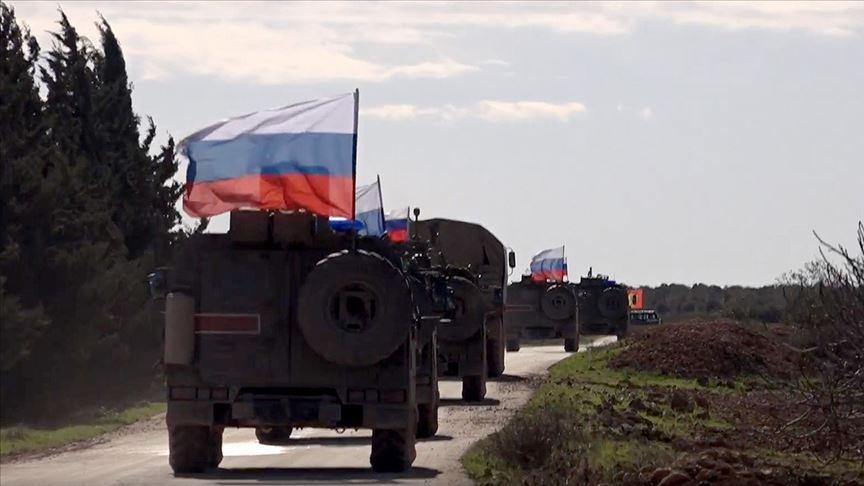 Rus ordusu Aynularab'a girdi!