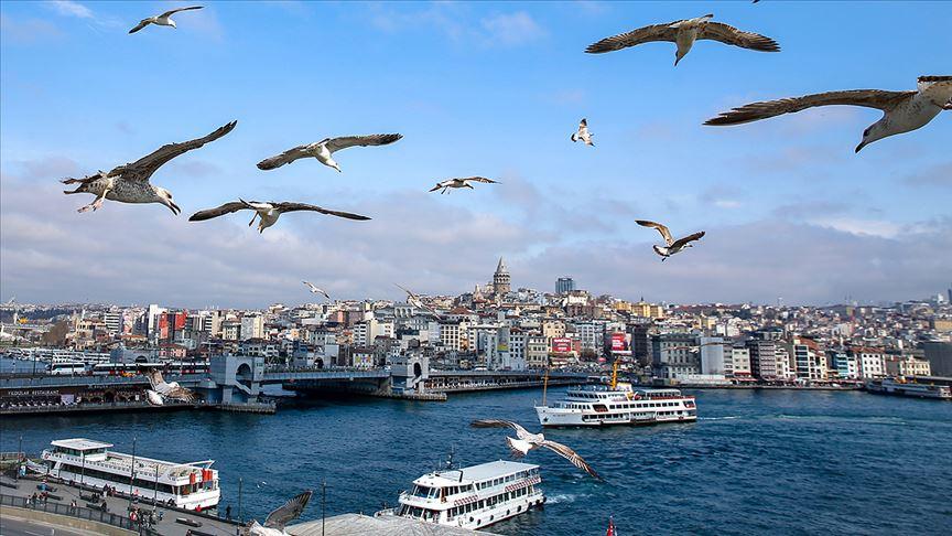 İstanbul'a 'pastırma yazı' geliyor