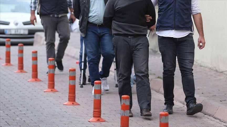 Eskişehir'de aranan 5 FETÖ şüphelisi yakalandı