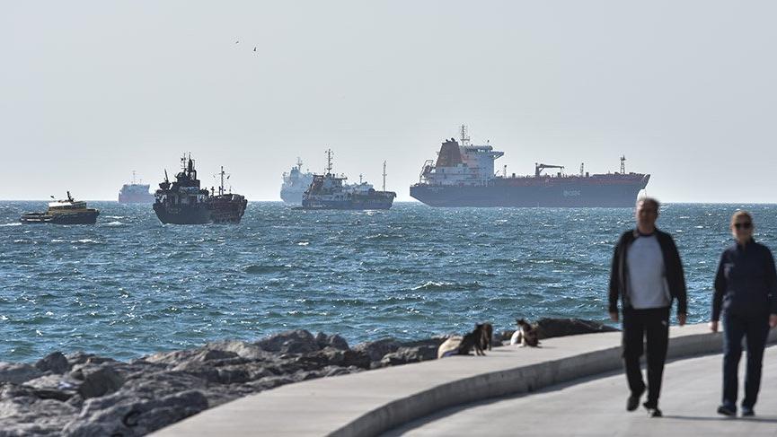 Denizlerimiz hayalet gemilerden kurtuluyor