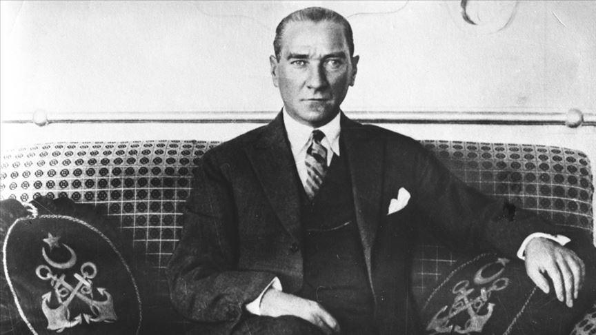 """""""Büyük Önder Atatürk 81 yıldır özlemle anılıyor"""""""