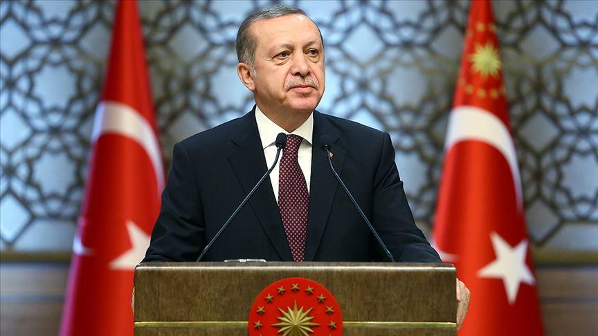 Cumhurbaşkanı Erdoğan yarın ABD'ye gidecek!