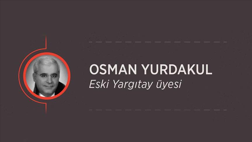 Eski Yargıtay üyesi Osman Yurdakul'a 11 yıl 16 ay 15 gün hapis cezası