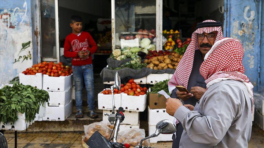 Barış Pınarı Harekatı'na bölge halkından destek