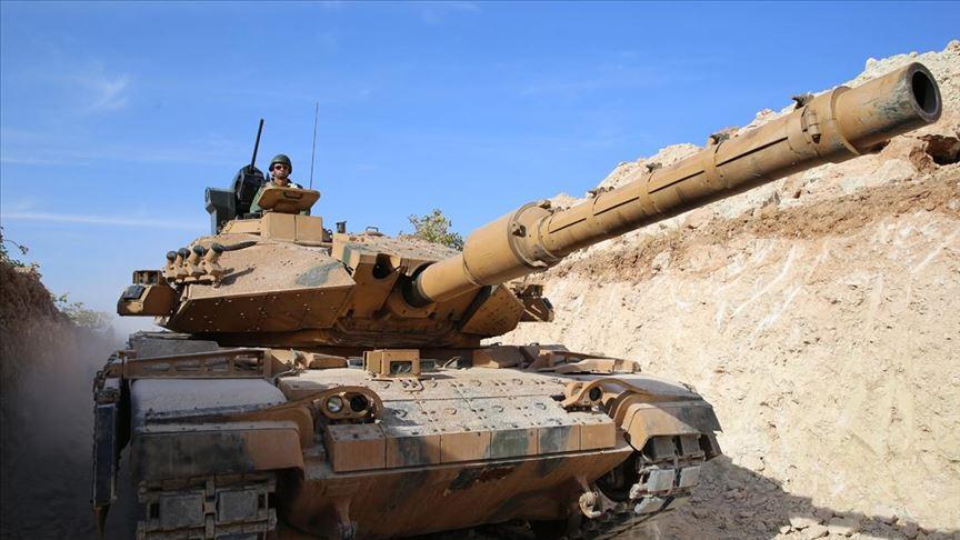 MSB: Barış Pınarı Harekatı bölgesinde hiçbir etnik ve dini grup hedef alınmadı