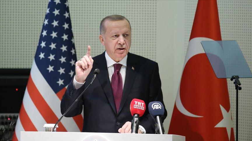 Cumhurbaşkanı Erdoğan: İstikbalimiz söz konusu olunca diğer her şey ikinci planda kalır