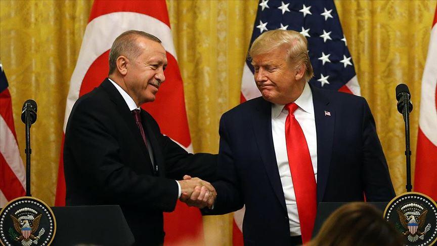 'Erdoğan-Trump görüşmesi: Sabotaj çabaları boşa çıktı!'