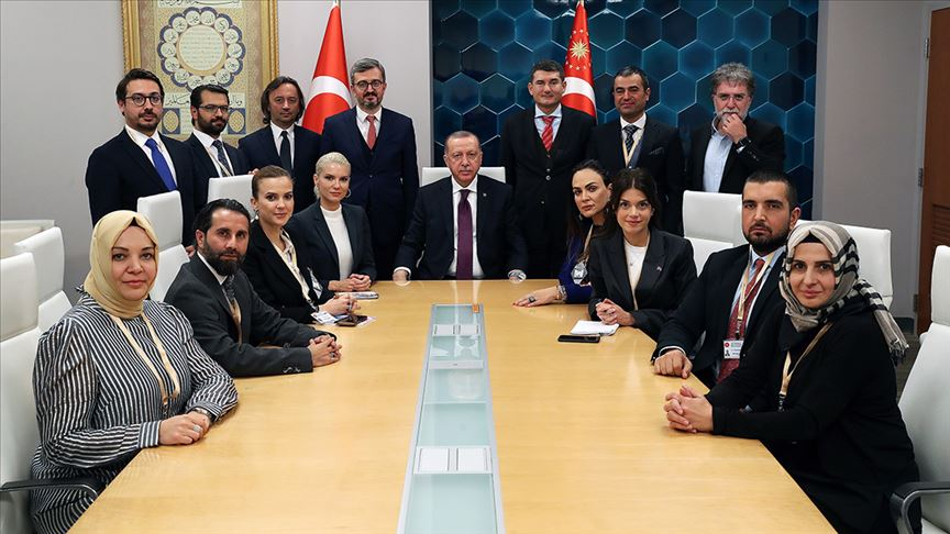 Cumhurbaşkanı Erdoğan: S400'ü bırakıp tamamen Patriot'a yönelmemiz gibi bir şey olamaz