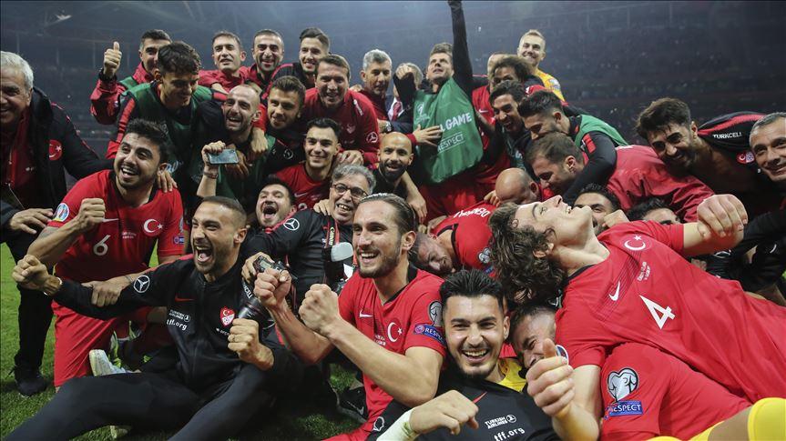 A Milli Takım EURO 2020'de!