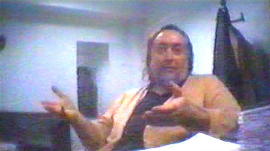 Oktar'ın 20 yıl önceki sorgu görüntüleri dava dosyasında..