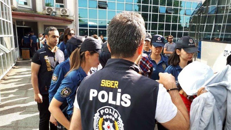 'Başkent Ankara'da VİZE Operasyonu'