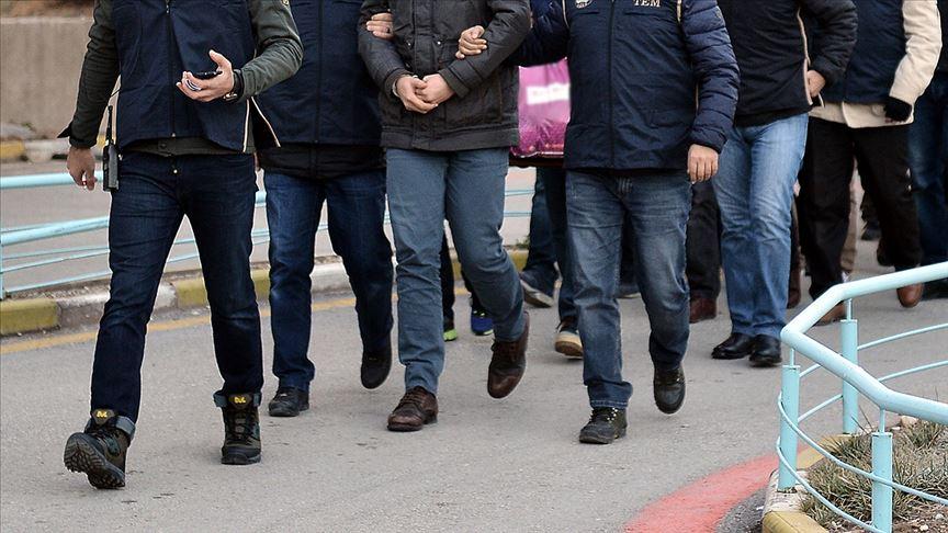 FETÖ'nün Hava Kuvvetleri yapılanması soruşturmasında 17 askere gözaltı kararı