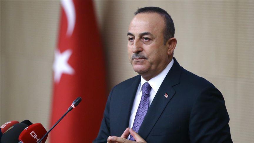 Dışişleri Bakanı Çavuşoğlu: Hiçbir ülke uluslararası hukukun üstünde değildir