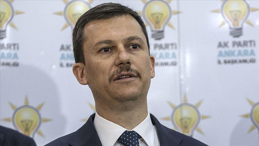 AK Parti'den Yavaş'a 'yurt dışı' sorusu