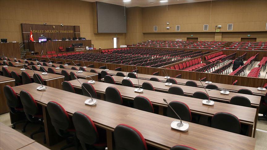 FETÖ'nün Yargıtay ceza daireleri sorumlusuna 13 yıl hapis cezası