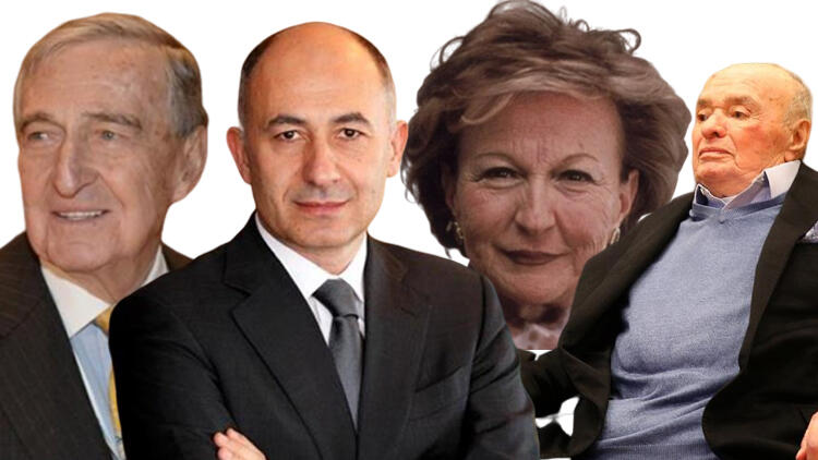 Türkiye'nin 2018 GELİR VERGİSİ REKORTMENLERİ belli oldu
