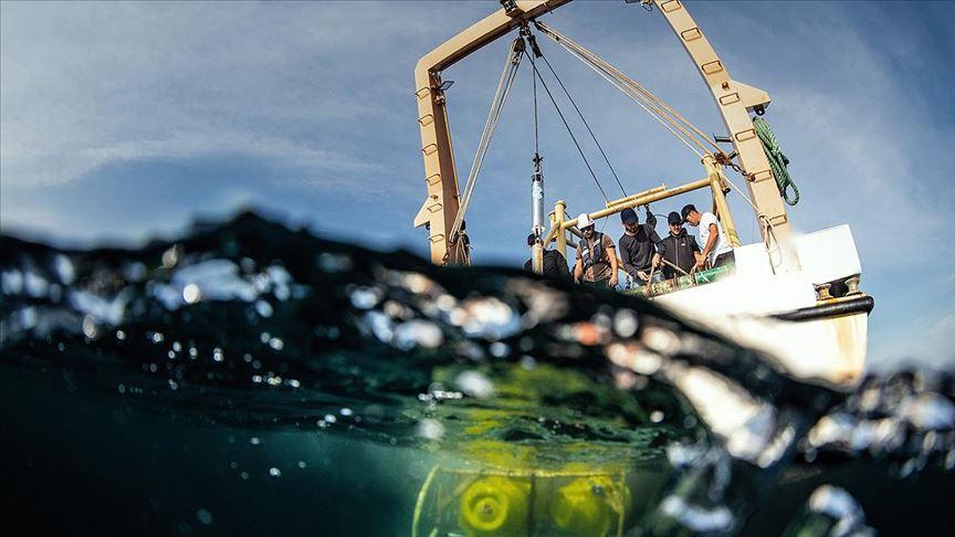 'Marmara Denizi'nde deprem araştırması'