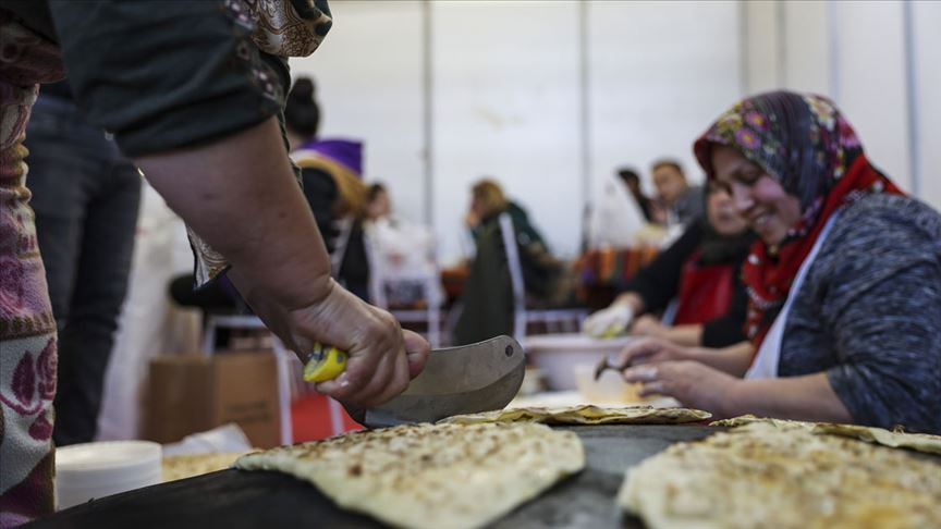 Başkentte '2. Kahvaltı Festivali' başladı