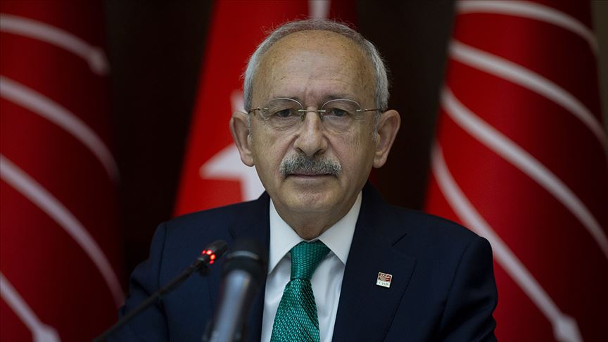 CHP Genel Başkanı Kılıçdaroğlu: Her ortamda tartışmaya hazırım