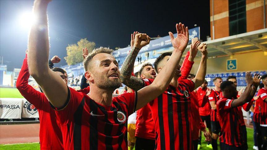 Gençlerbirliği ligde 3. galibiyetini Kasımpaşa karşısında aldı