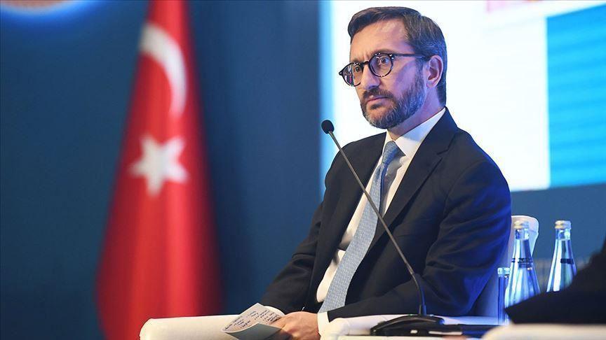 Fahrettin Altun'dan Uluslararası Terör Kurbanları Kongresi'ne ilişkin açıklama