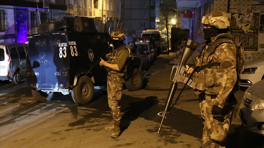 İstanbul polisinden DHKP/C'ye tarihi darbe