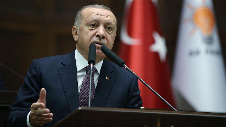Cumhurbaşkanı Erdoğan: Bu şizofrenik vakaları parlamentodan temizlemek lazım