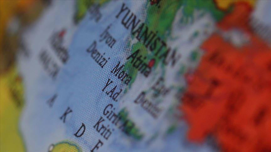 Yunanistan'daki Mora Yarımadası'nda 6,1 büyüklüğünde deprem