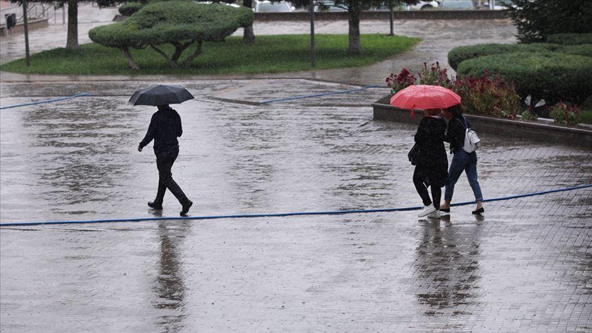 Meteorolojiden Yağmur ve Kar uyarısı yapıldı