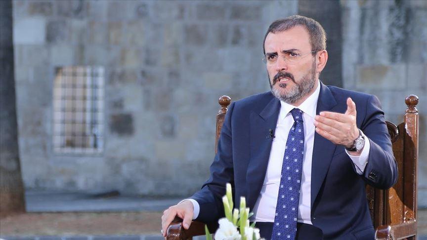 AK Parti Genel Başkan Yardımcısı Ünal: Yolumuza devam ediyoruz