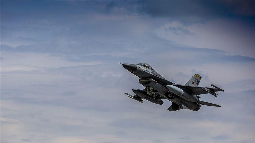 Irak'ın kuzeyinde eylem hazırlığındaki 2 terörist etkisiz hale getirildi