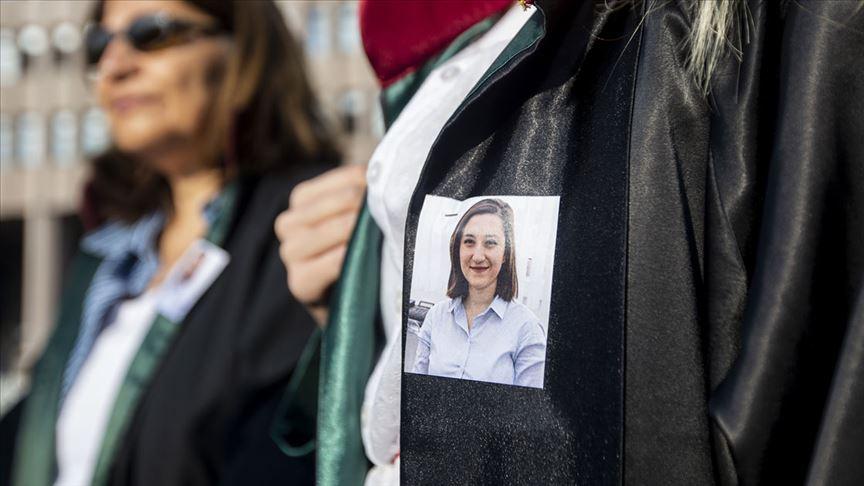 Savcıdan Ceren Damar Şenel davasında ağırlaştırılmış müebbet talebi
