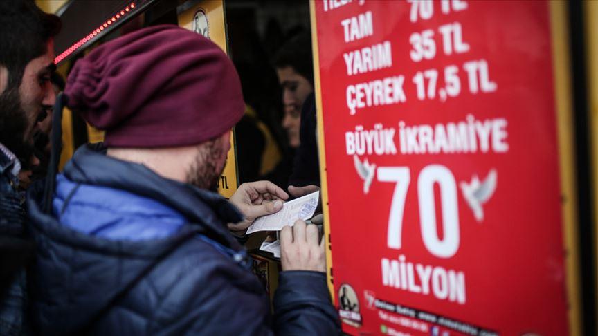 70 milyon liralık biletin zaman aşımına girmesine son bir ay