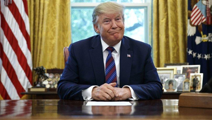 Trump'a yönelik azil soruşturması raporu salı günü açıklanacak