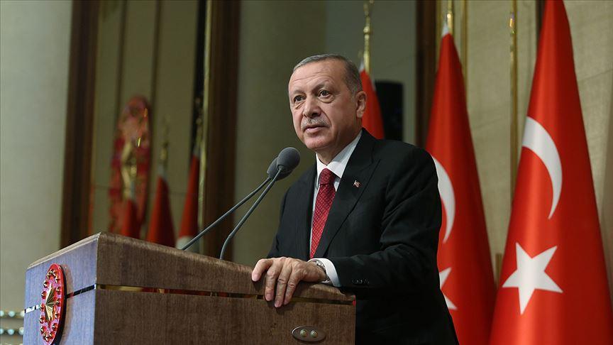 Cumhurbaşkanı Erdoğan'dan veto